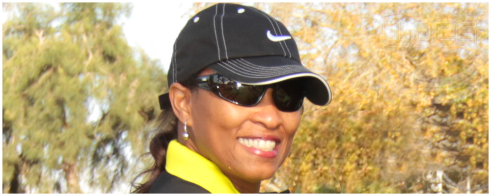 Women Of Color Golf Founder Clemmie Perry